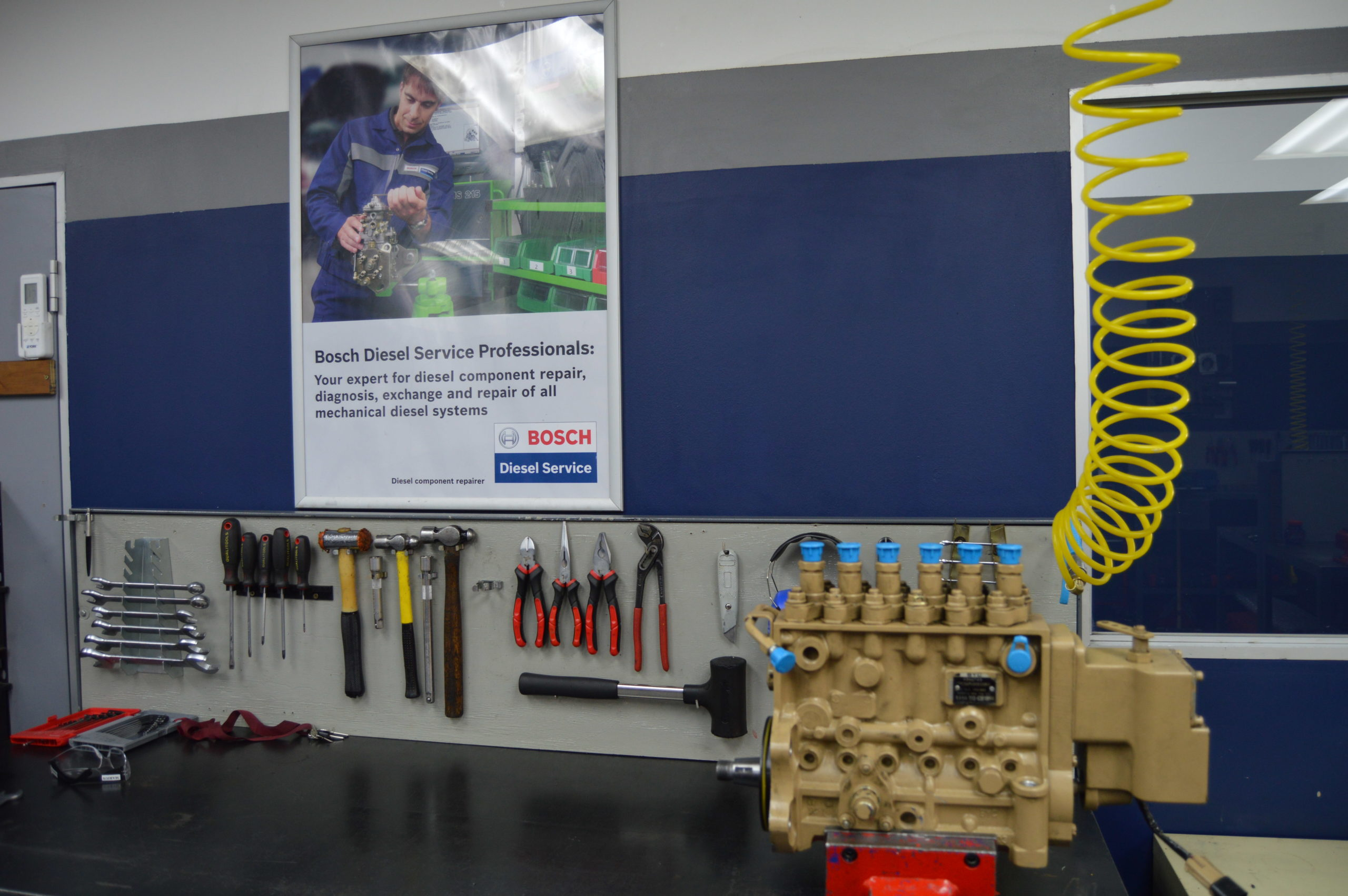 Reef Fuel Injection Services Receives Accreditation To Conduct Warranty Repairs On Bosch CP4 Common Rail Direct Fuel Injection Systems