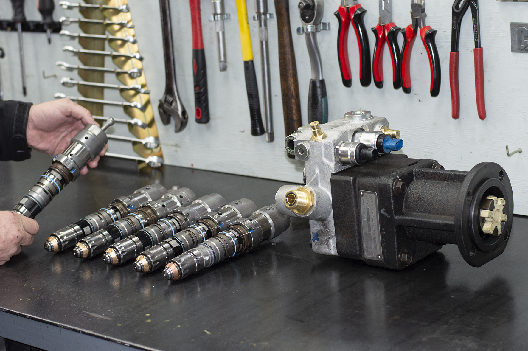Reef Fuel Injection services first to offer full repair on Land Rover TD5 Injectors