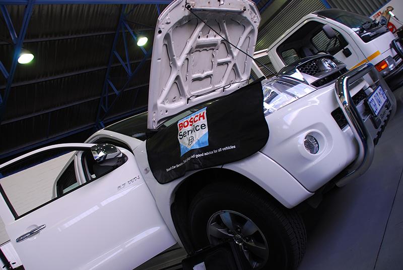 Diesel fuel injector repair